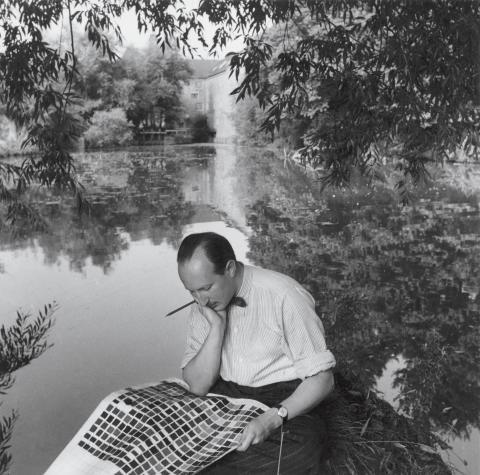 Tibor Reich porträtt 2