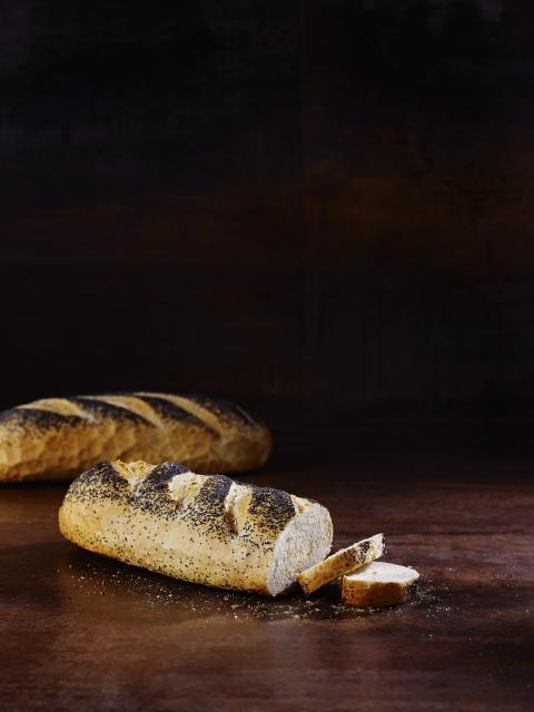 Franskbrød med birkes
