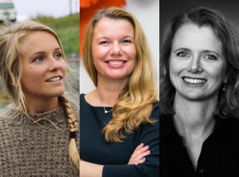 Norwegisch, weiblich, grün: Überdurchschnittlich viele der nachhaltigen norwegischen Unternehmen, die auf der neuen Plattform The Explorer vorgestellt werden, werden von Frauen geführt.