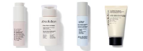 Absolution – skräddarsydd hudvård varje dag