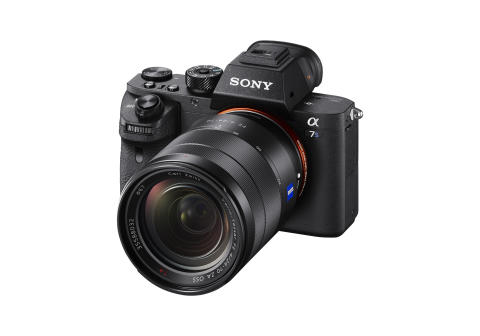 De nye alpha-kameraer fra Sony kan tage ukomprimerede 14-bit RAW-billeder
