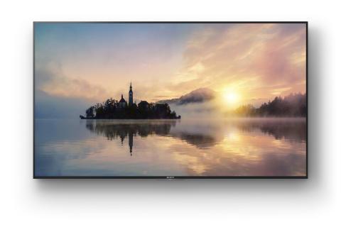 BRAVIA XE70-Serie: Neue 4K HDR Fernseher von Sony.