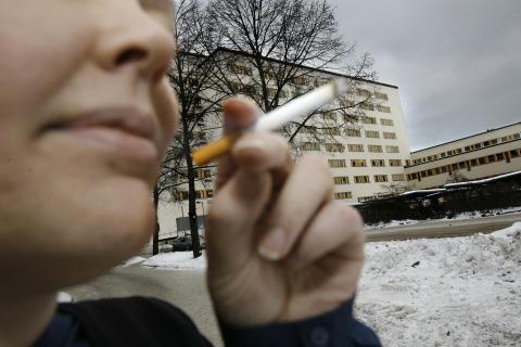 Pressmeddelande: Rökstopp inför operation allt vanligare på Akademiska