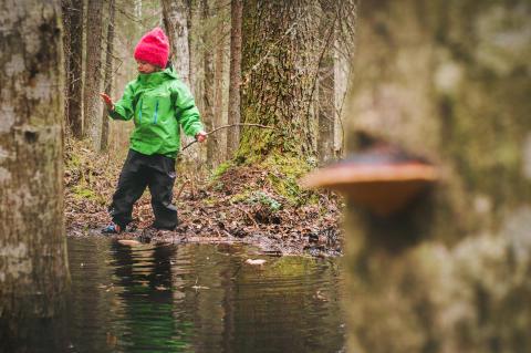 VÅRNYHETER: Skaljackor och byxor för en blöt vår