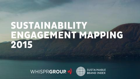 Officiell rapport - Sustainability Engagement Mapping