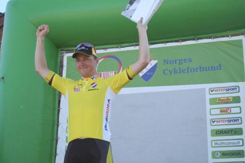 Filip Eidsheim vinner NorgesCupen sammenlagt 2014