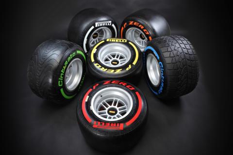 Pirelli förnyar Formel 1-kontraktet för tre år