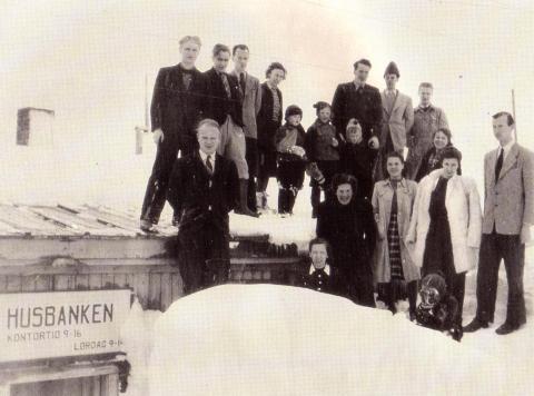 Husbanken 70 år