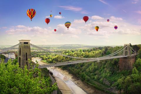 Landvetter söker reseambassadör för ny direktlinje till Bristol