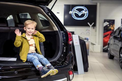 J BIL är störst i Sverige på Mazda!