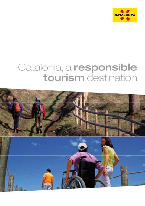 New catalogue - Catalonia, responsible tourism destination