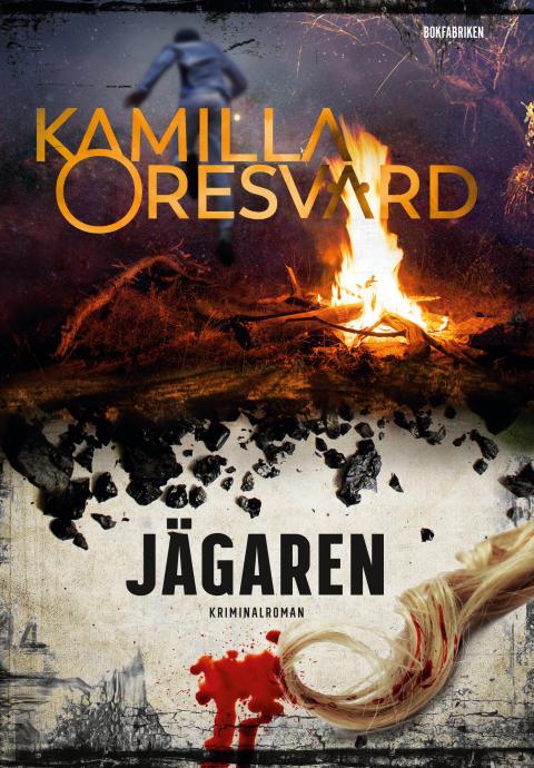 Omslagsbild: Jägaren av Kamilla Oresvärd