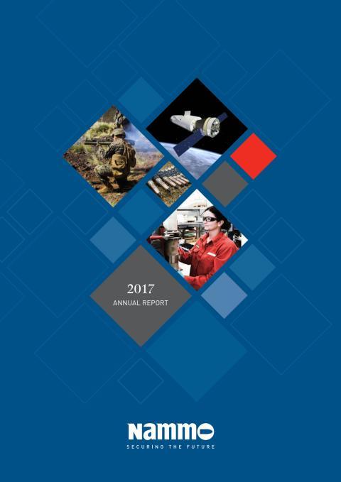 Nammo 2017 Annual Report