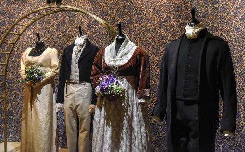 A Sense of Jane Austen - F