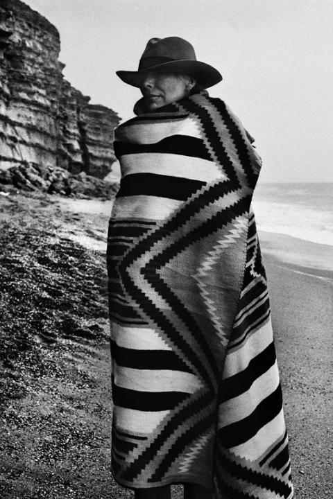 Joni Mitchell, West Dorset Cost 1988