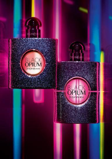 Black Opium Yves Saint Lauren Neon Water EdP 30 ml