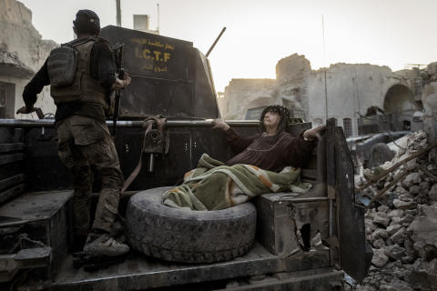 Mosul liberated