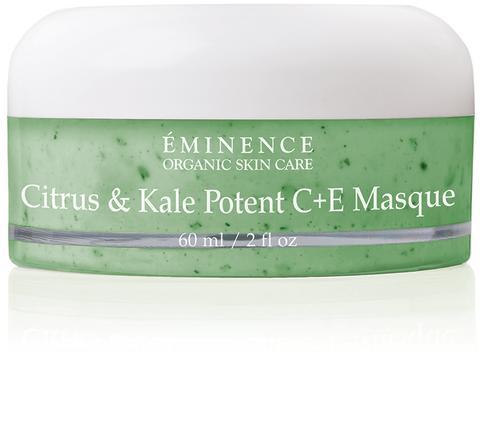 Citrus&Kale Potent C+E Masque