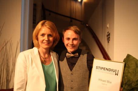 Årets unga entreprenör med koppling till företagsinkubatorn Inkubera