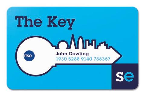 We are introducing smart cards from December