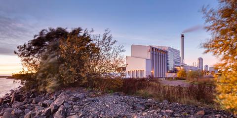 Lidköping Energi i nationellt forskningsprojekt som ger effektivare avfallsförbränning