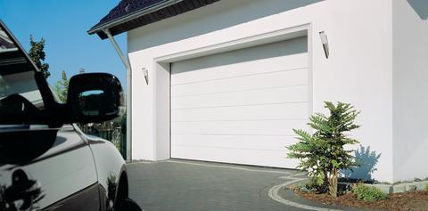 Kampanj garageport