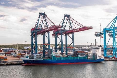 Sjöfartsstödet betydelsefullt för svensk sjöfart