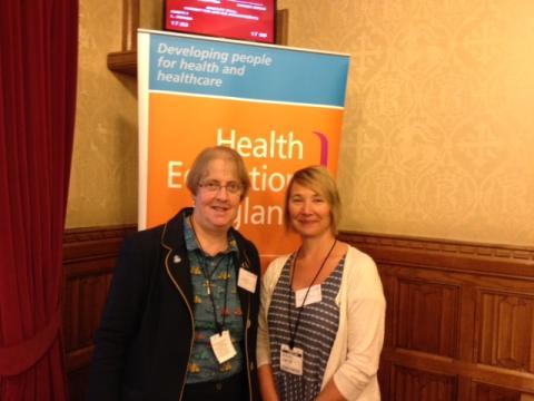 Professor Amanda Clarke and Reverend Dr Pauline Pearson