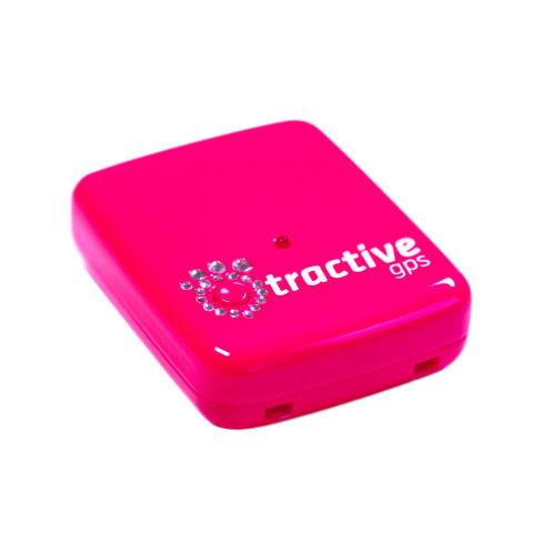 Tractive GPS- sökare