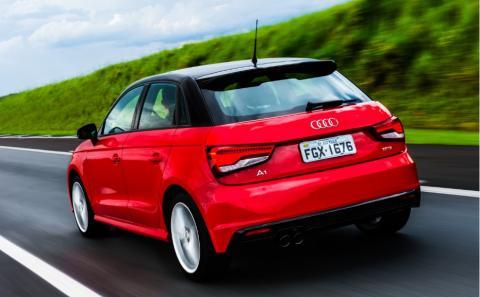 Novo Audi A1 Sportback chega ao Brasil em versões mais potentes