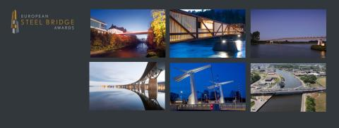 PRISUTDELNING - EUROPEAN STEEL BRIDGE AWARDS