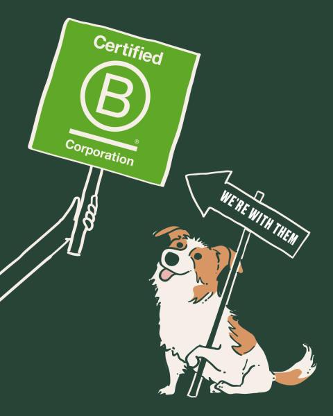 The Body Shop er blevet B Corp™-certificeret