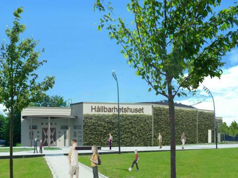 Nu blir Hyllie vattenpark en park med vatten