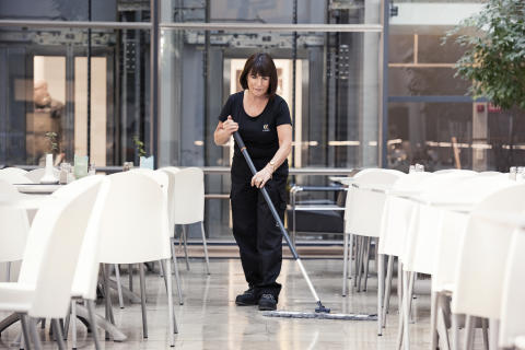 Coor cleaning