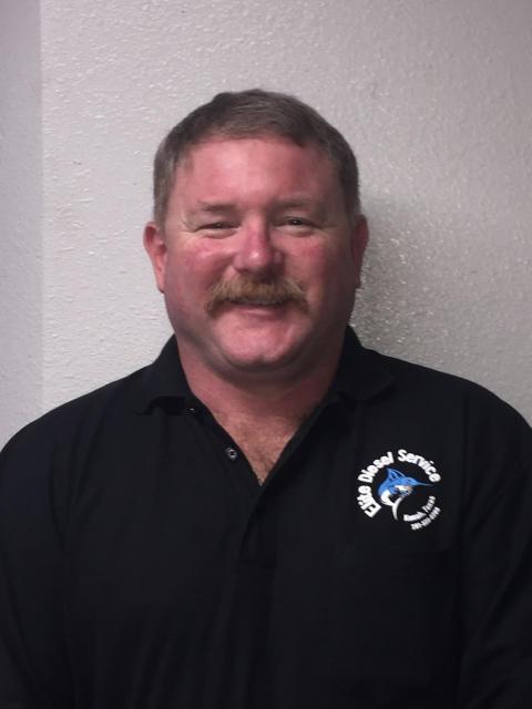 High res image - Cox Powertrain - Eliste Diesel President, John Bowman