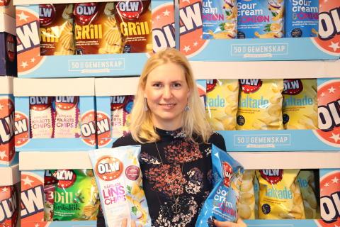 Viktoria Thormark, Marknadschef OLW