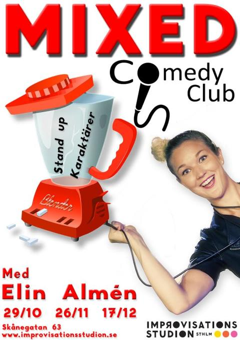 Mixed Comedy Club