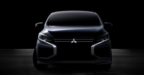 Mitsubishi Motors gibt Ausblick auf neuen Space Star