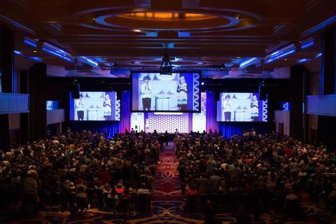 ICF Converge samlade coacher från hela världen i Washington