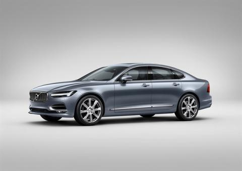 Volvo S90 vinner designpriset Production Car Design of the Year 2015