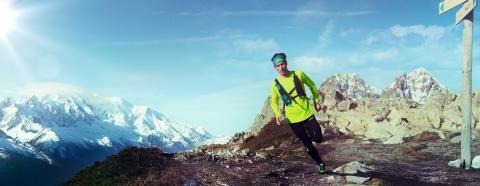 """ASICS presenterer """"Outrun The Sun"""" – naturens tøffeste trail-løp noensinne"""