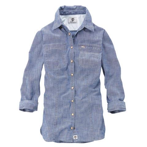 Jeansskjorta från Timberland