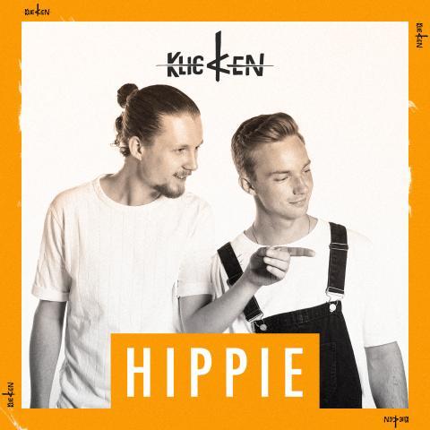 """Klicken släpper debutsingeln """"Hippie"""""""