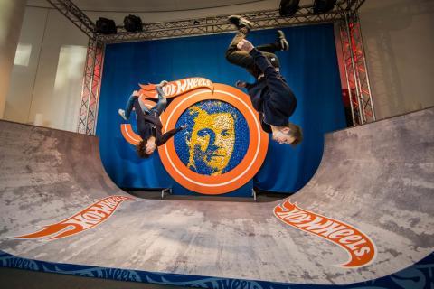 Hot Wheels Nürnberger Spielwarenmesse Bild 4