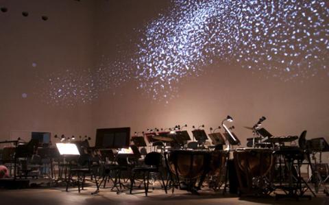 """Pressinbjudan: Presentation av Konserthusets konstverk """"Fugue"""""""