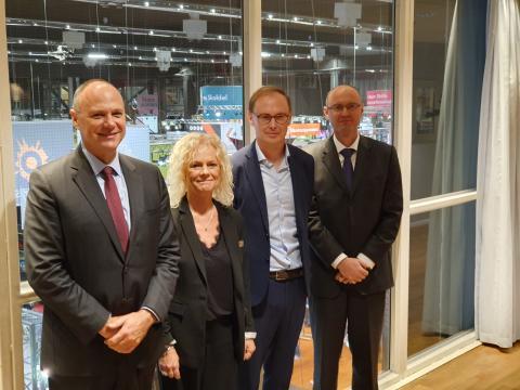 EU-kommissionen besökte Göteborgsregionen och Future Skills