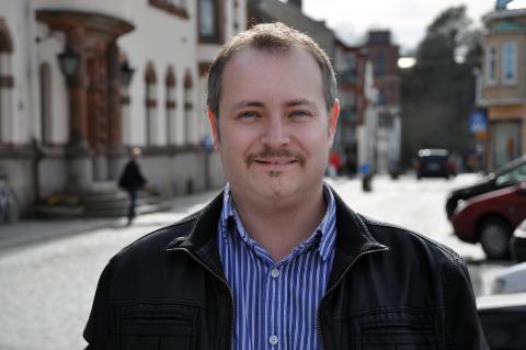 Ny personalchef i Karlshamns kommun Jonas Jönsson