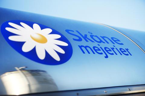 Biogas på Skånemejeriers största mejeri i Malmö