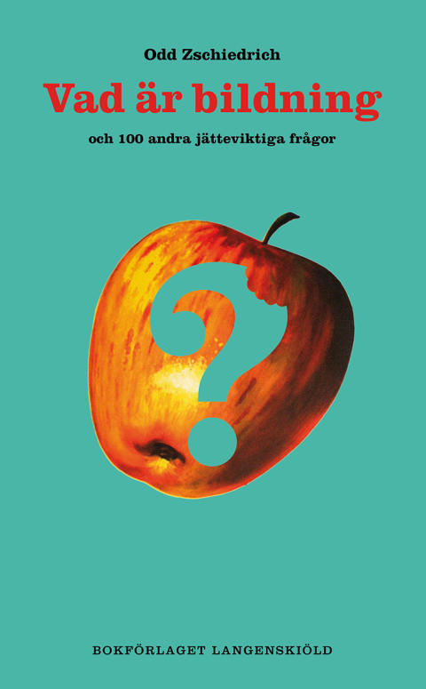 Ny bok: Vad är bildning
