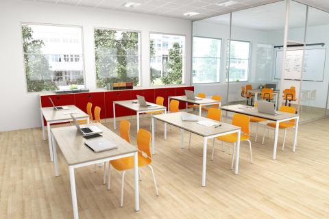 EFG Classroom - miljöbild 1